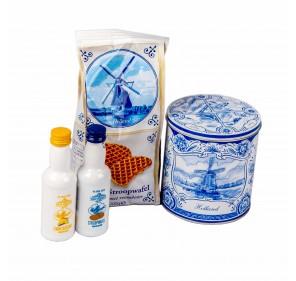 Giftbag Ministroopwafels & Tin