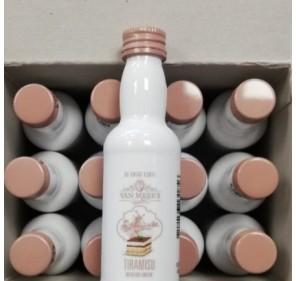 Van Meers Likeur - tiramisu  50 ml (12 pieces)