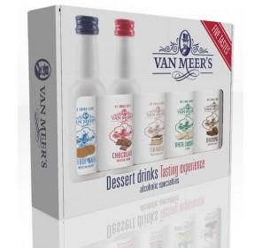 Van Meers 5x mini likeur box