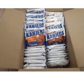 Kanjer 50 duo packs (50% original, 50% chocolate)