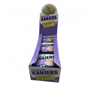 Kanjers White Chocolate Display Box