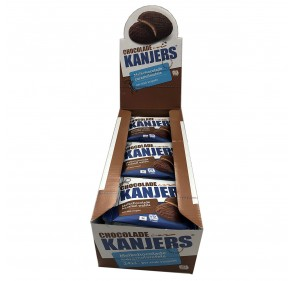 Kanjers Milk Chocolate Display Box