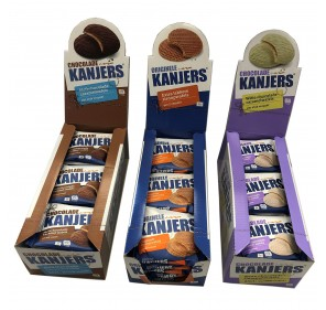 Kanjers Combi Display Box
