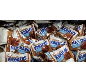 Mini milkchocolate Kanjers