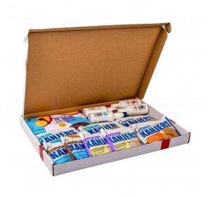 A4 Promobox Kanjers, Liquor and chocolate