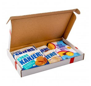 A5 Promobox Kanjers and Chocolate